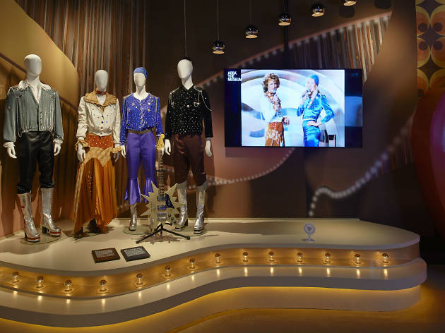ABBA Museum Stockholm EITW