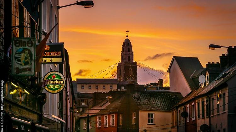 Shandon Bells, Cork
