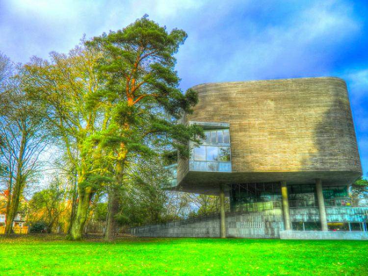University College Cork and the Lewis Glucksman Gallery