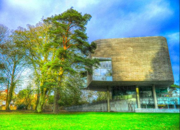 Lewis Glucksman Gallery, Cork EITW