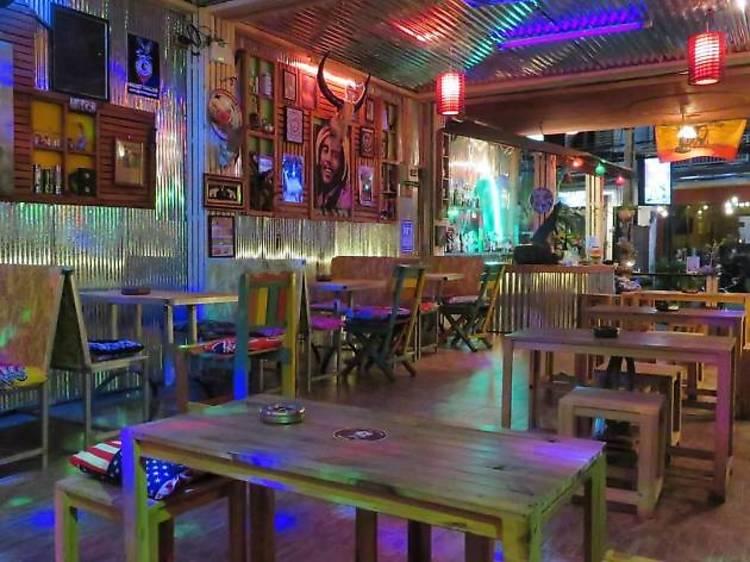Roots Rock Reggae Bar