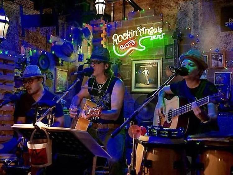 Rockin' Angels Blues Bar