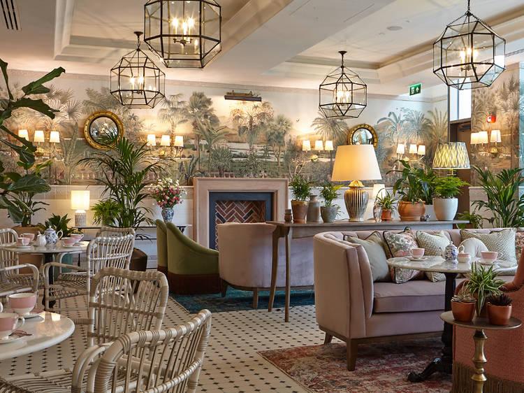 The Garden Room at The Tamburlaine Hotel