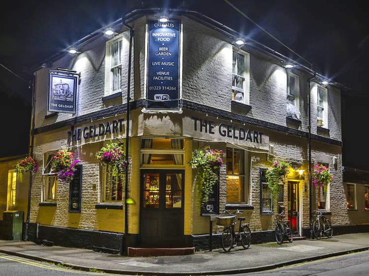 The Geldart