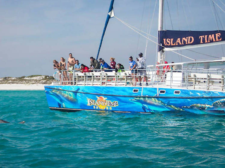 Dolphin Sunset Cruise