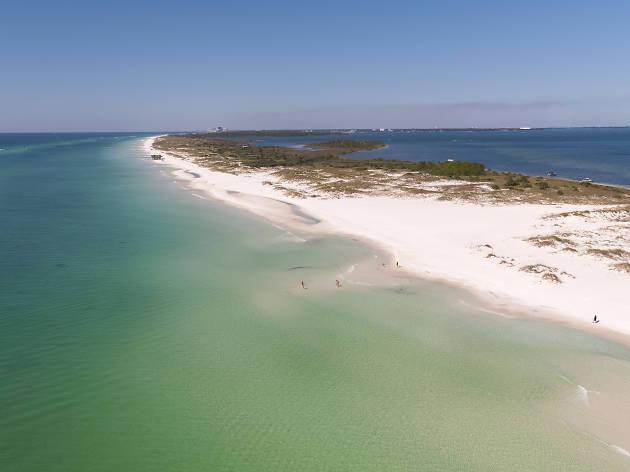 Shell Island EITW