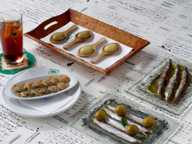 Taste the best tapas in Barcelona