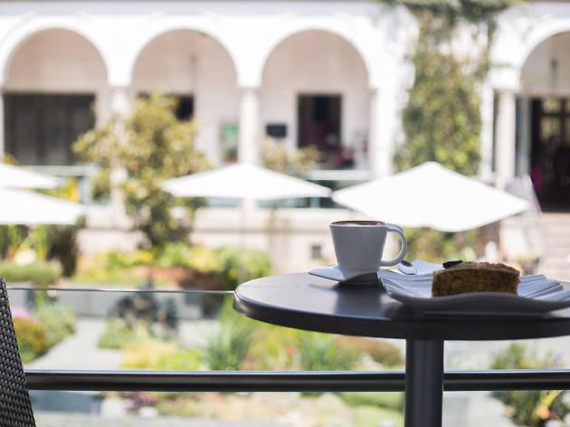10 cafeterías con terraza en la CDMX