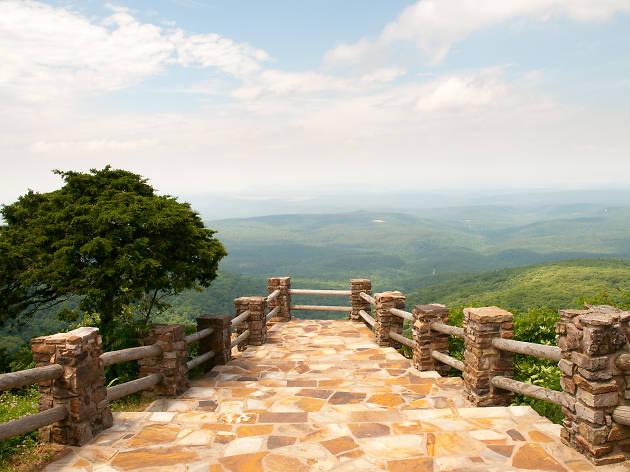 Mount Magazine State Park EITW