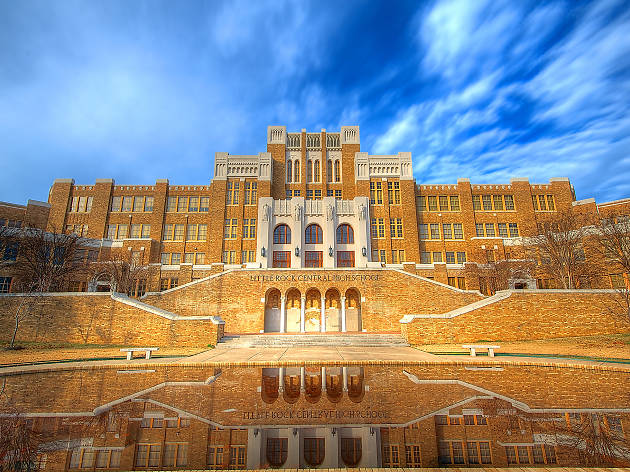 Little Rock Central High School National Historic Site EITW