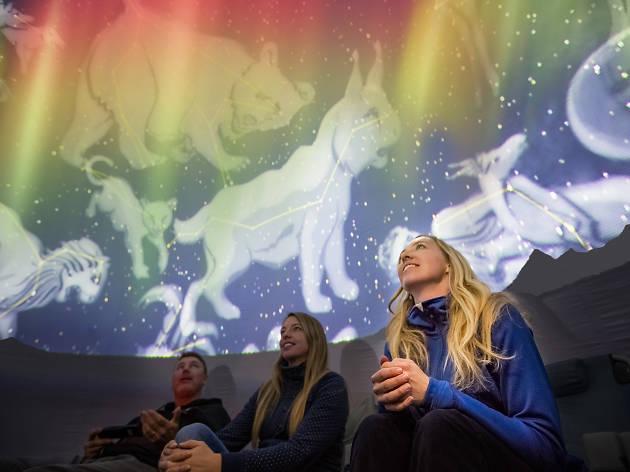 Jasper Planetarium EITW