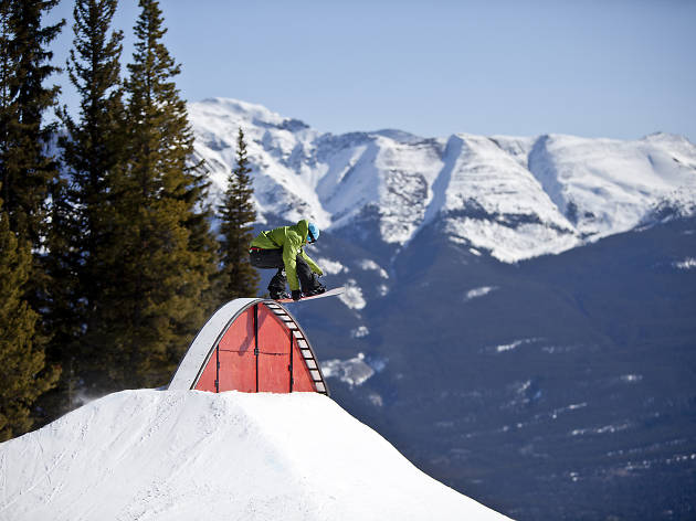 Marmot Basin EITW- Top The must-see attractions in Jasper National Park