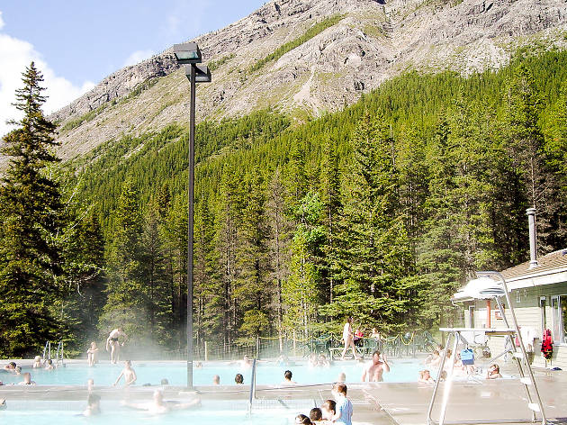Miette Hot Springs EITW