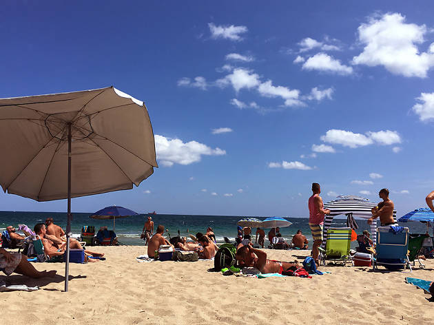 The 10 best beaches in Fort Lauderdale