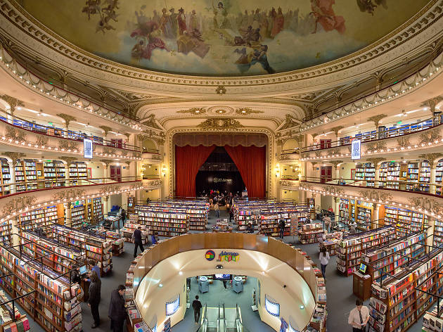 El Ateneo Grand Splendid EITW