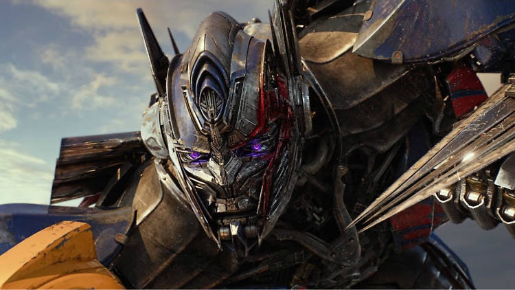Transformers cinema road
