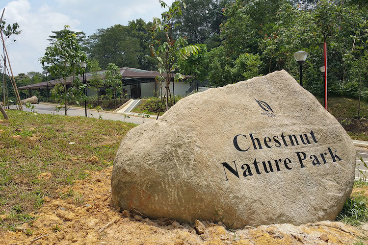 Chestnut Nature Park