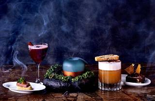 Culinary Cocktail Experience at Zeta Bar