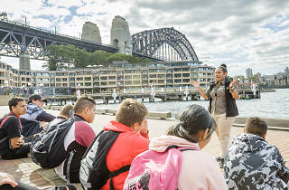 Aboriginal History and Heritage Tour of the Rocks