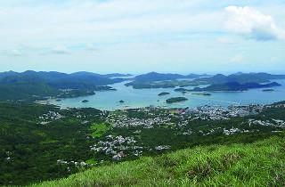 Ma On Shan hike