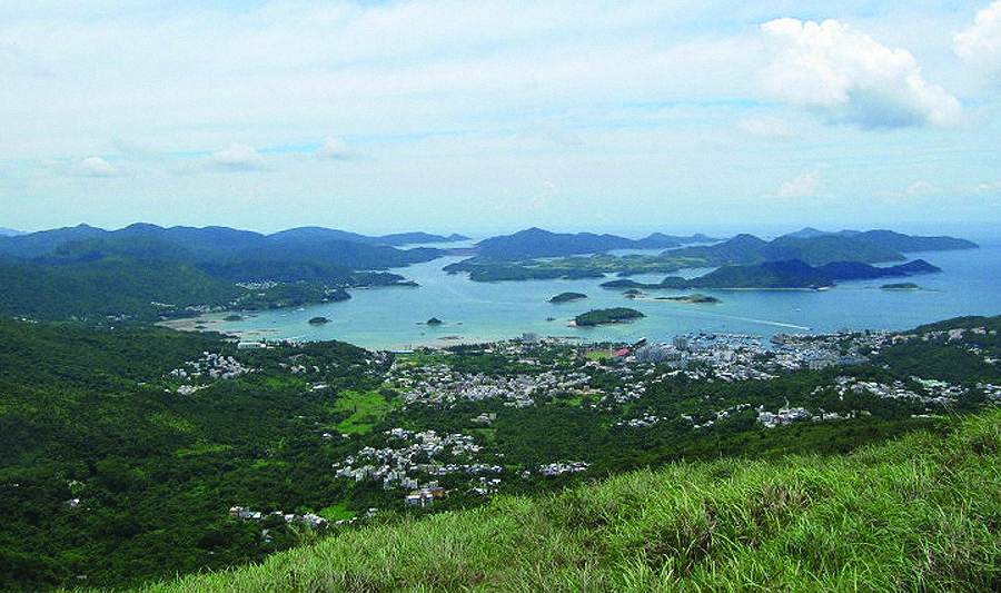 Ma On Shan and MacLehose Trails 4 & 5