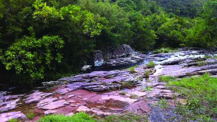 Lai Chi Wo hike