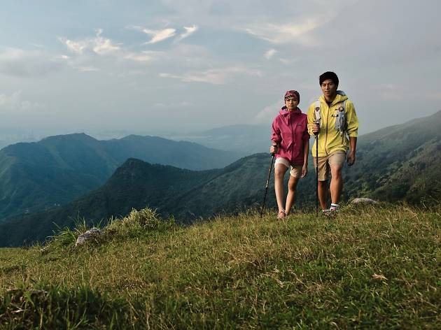The best alternative hikes in Hong Kong