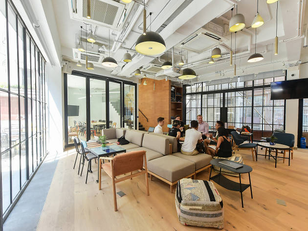 The Best Co Working Spaces In Hong Kong
