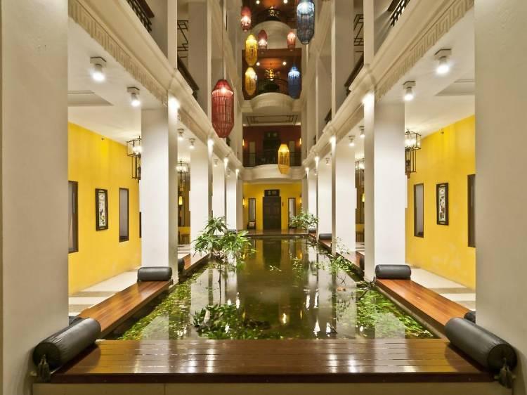 Shanghai Mansion, Bangkok
