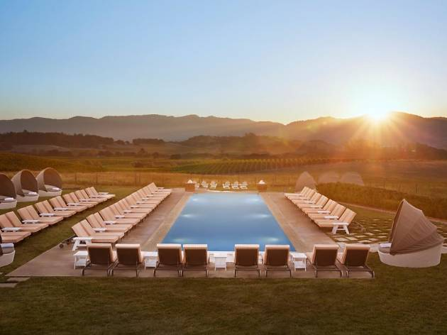 Carneros Resort & Spa