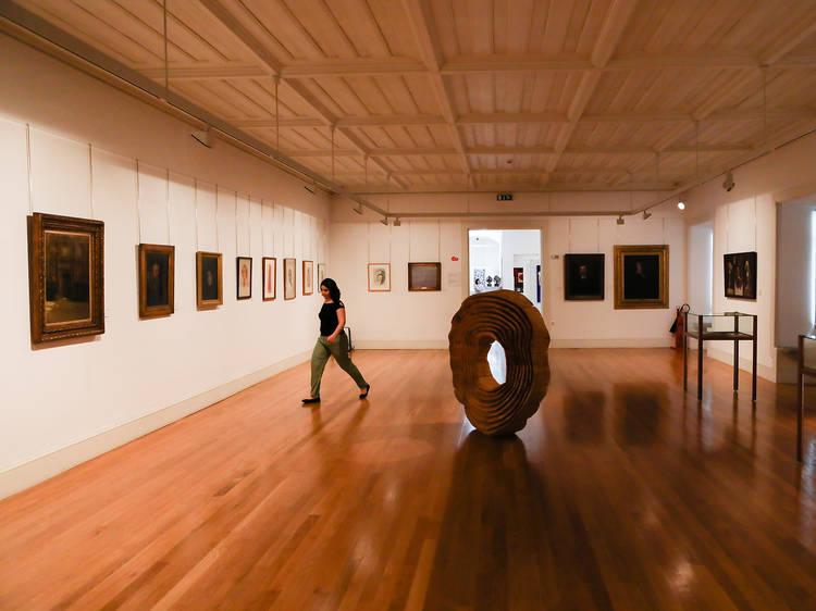 15.00 – Visite o Museu de Amadeo de Souza Cardoso