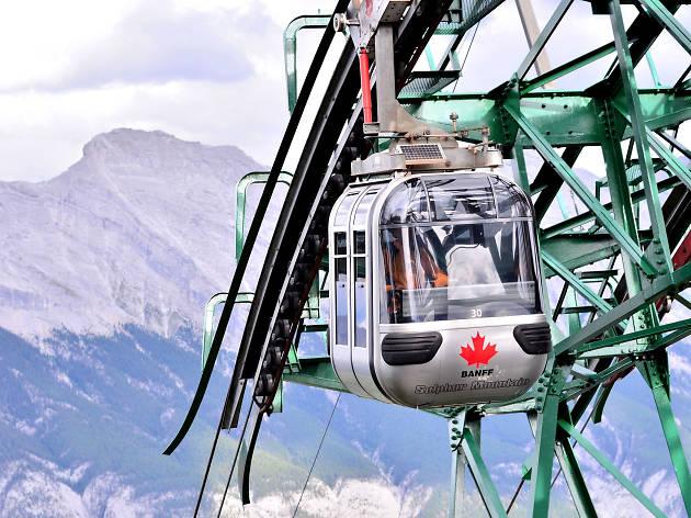 Banff Gondola - Canada