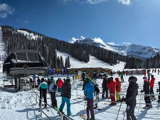 Sunshine Village - Banff - Canada