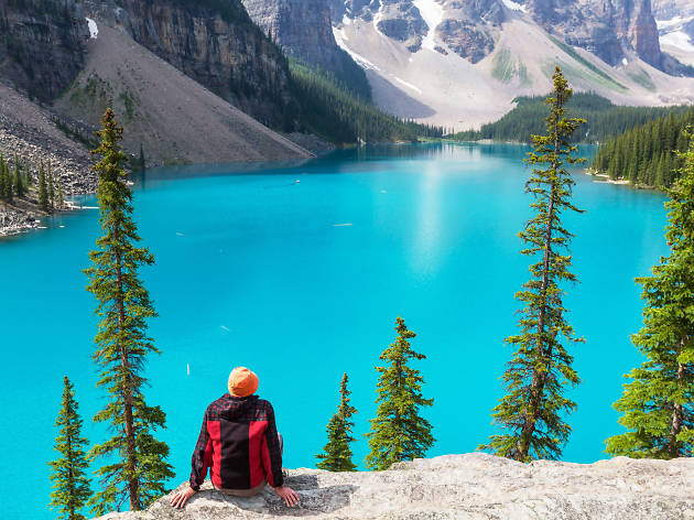 Hiking National Park - Banff - Canada