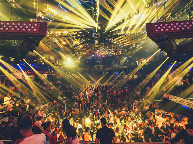 The City club - Cancun - Mexico
