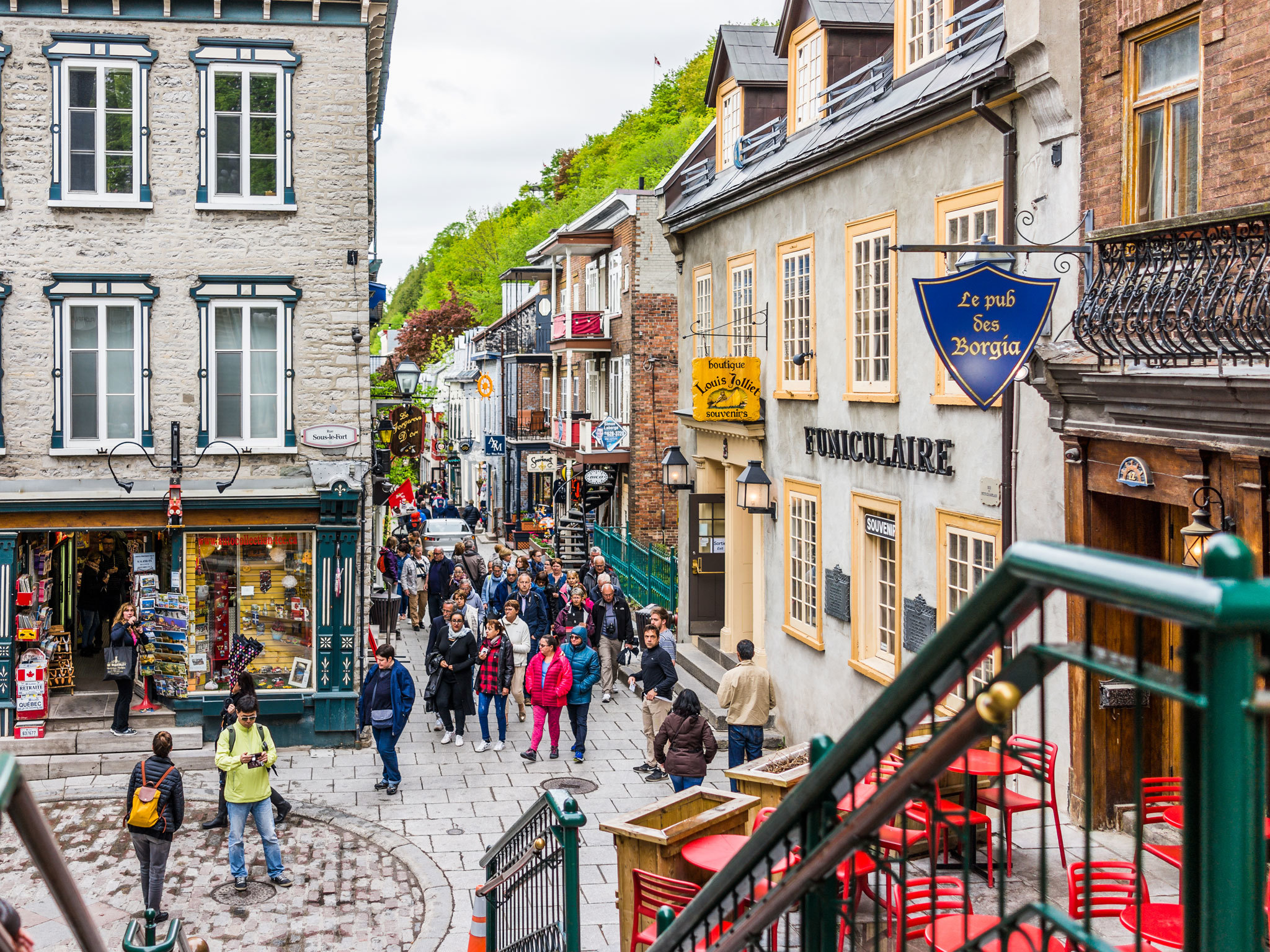 Old Quebec - Canada