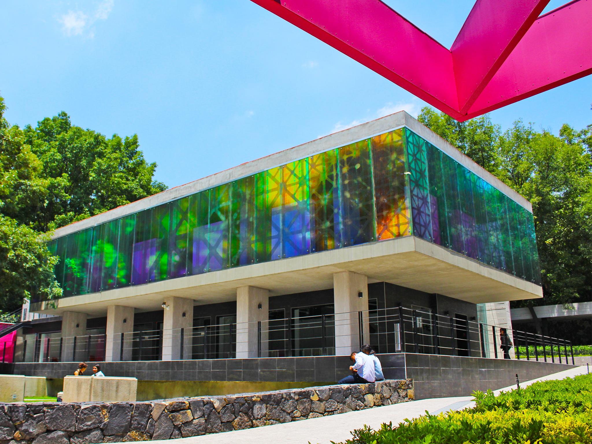 Centro de artes vivas en Coyoacán