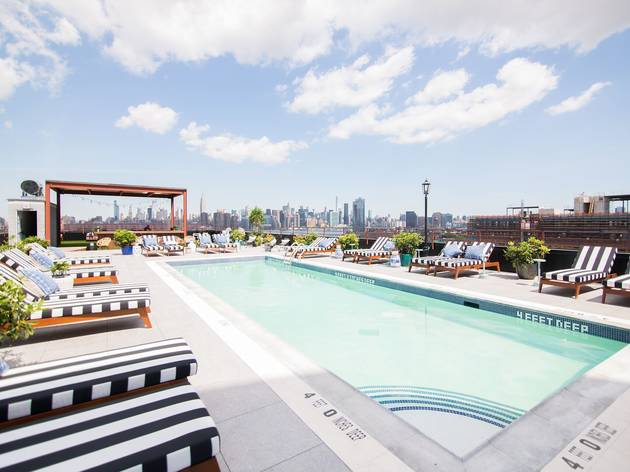 Amazing Hotel And Rooftop Pools In Nyc You Can Actually Go To