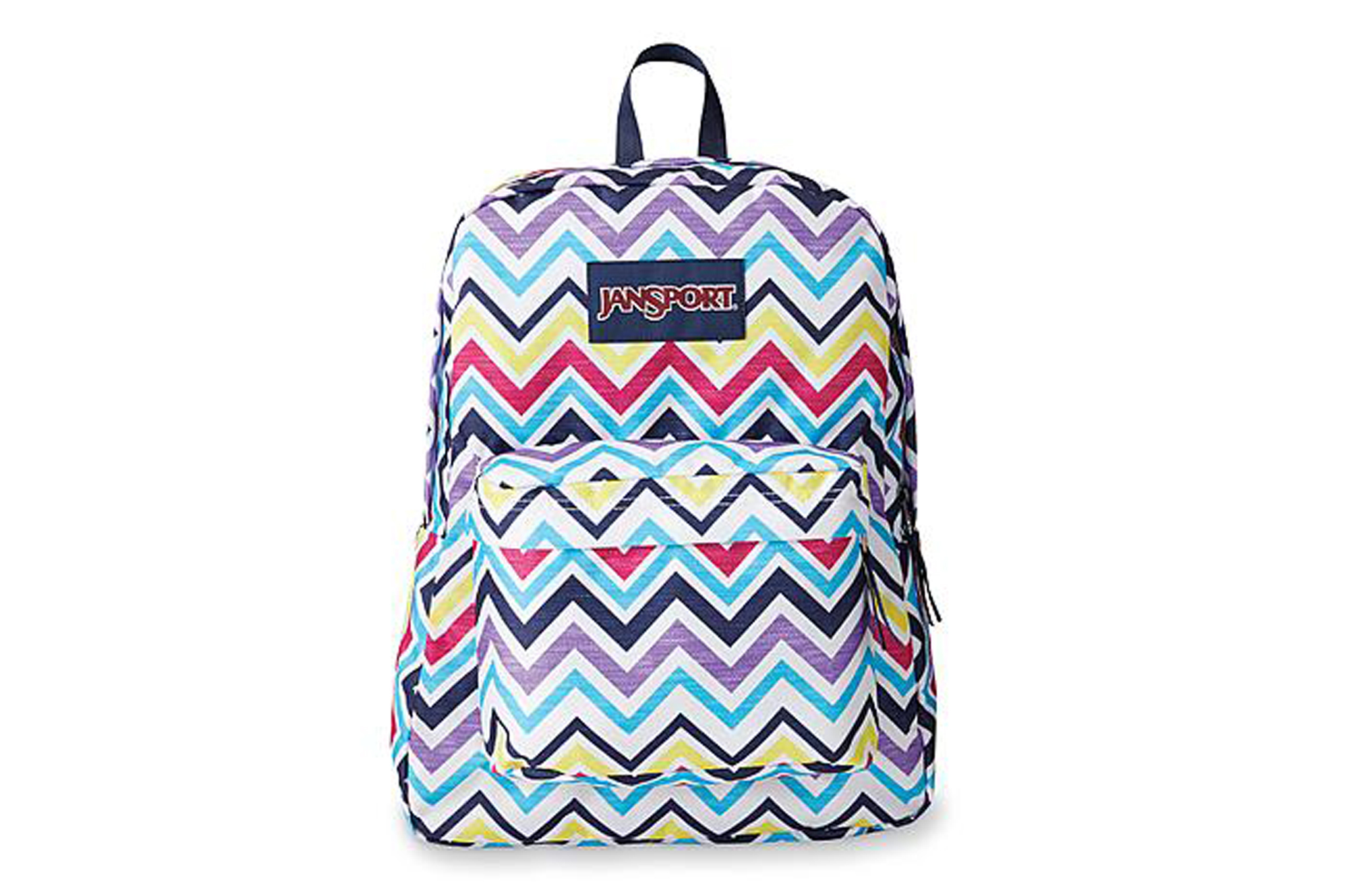 Jansport SuperBreak Backpack - Chevron