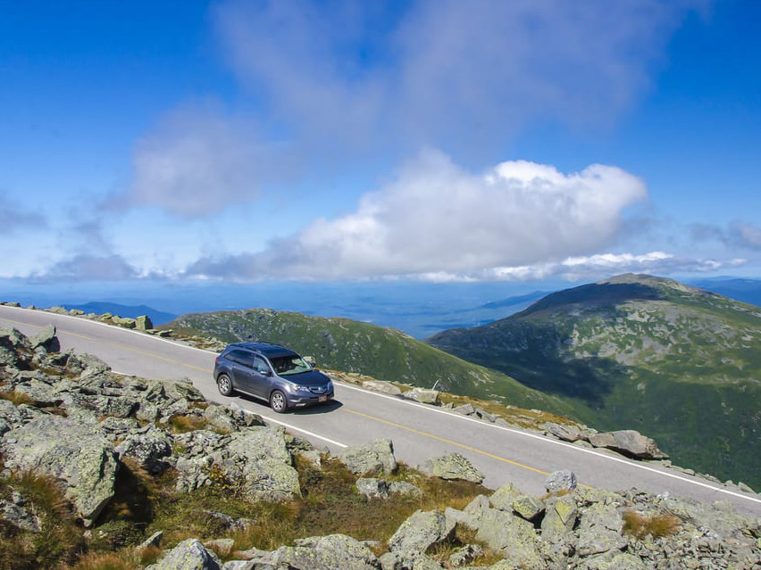 Mt. Washington Auto Road