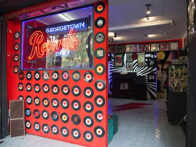 Georgetown Records, la primera sucursal de la tienda de vinilos de Seattle