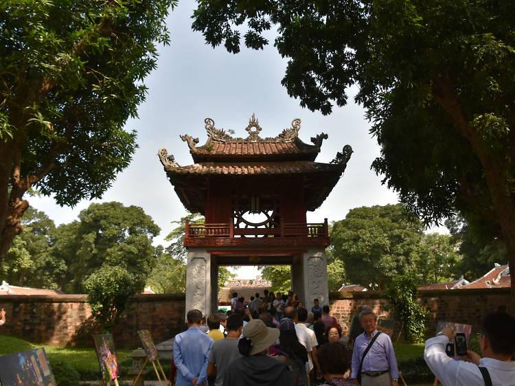 Temples of Literature