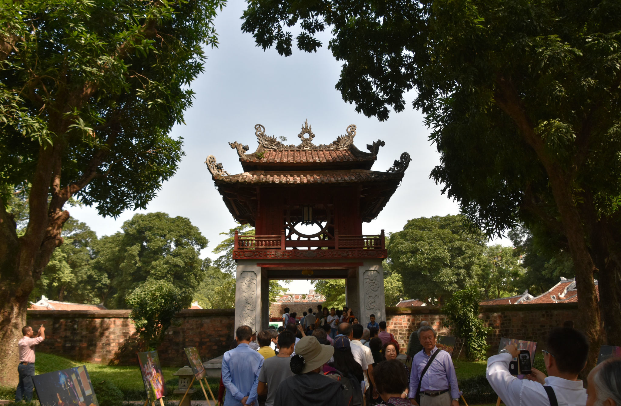 Temples of Literature, Hanoi
