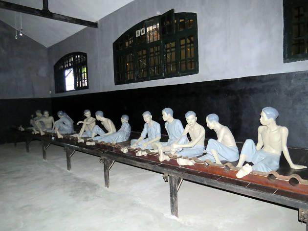 Hoa Lo Prison, Hanoi