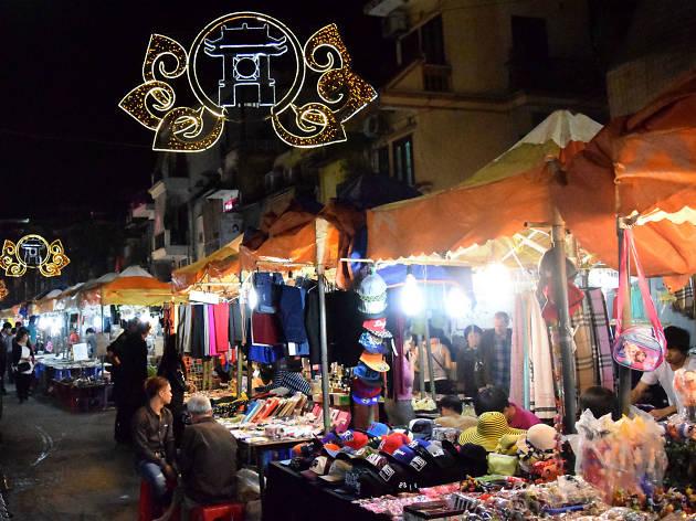 Hanoi Old Market