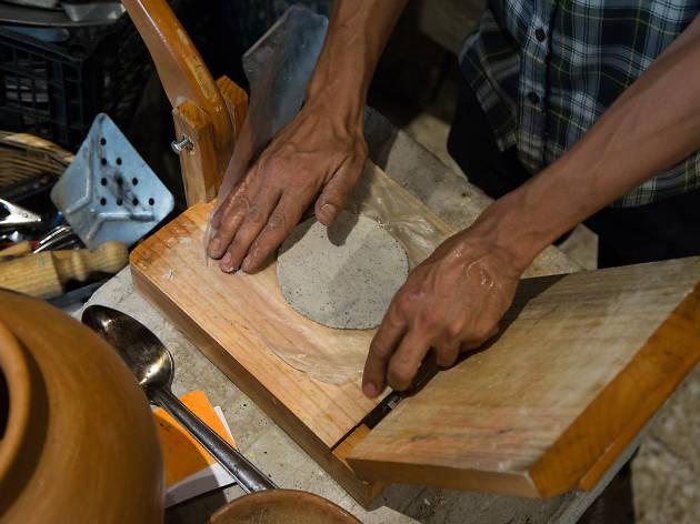 Lugares especializados en maíz criollo, tortillas y cocina mexicana tradicional