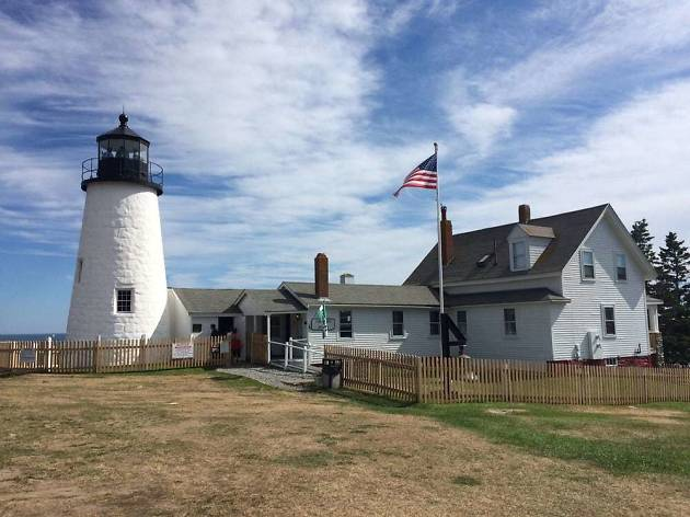 Pemaquid Point Lighthouse