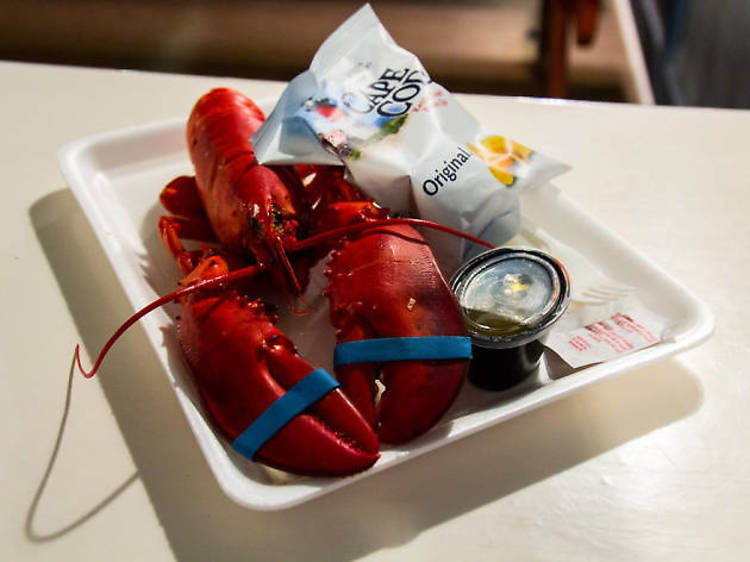 Eat a Lobster