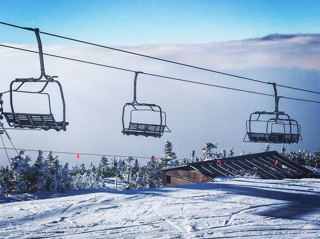 Ski Sugarloaf