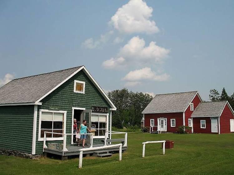The Acadian Village
